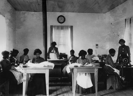 Sewing Class | African-American History