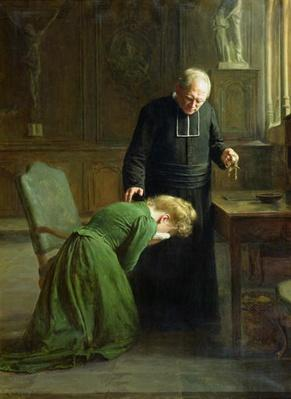 The Restitution, 1901