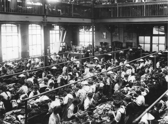 Hatting Factory | Industrial Revolution