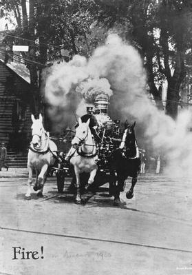 Steam Fire Engine | The Gilded Age (1870-1910) | U.S. History
