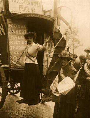 Suffragette | Women's Suffrage | U.S. History