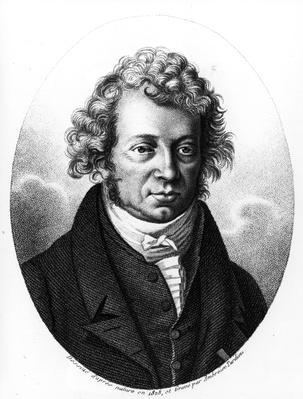 Andre Marie Ampere | Famous Mathematicians