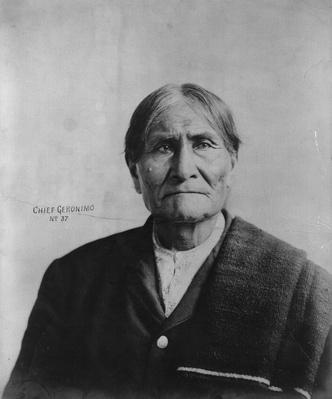Chief Geronimo | Native American Civilizations | U.S. History