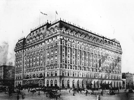 Hotel Astor | The Gilded Age (1870-1910) | U.S. History
