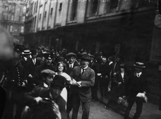 Suffragette Arrested | Women's Suffrage | U.S. History