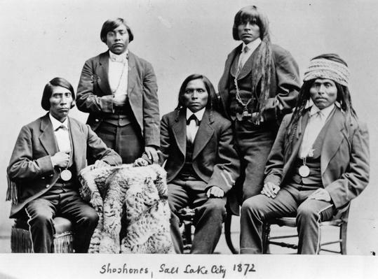 Shoshones | Native American Civilizations | U.S. History