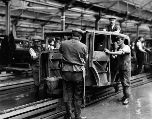 Making Morris Motors | Evolution of the Automobile