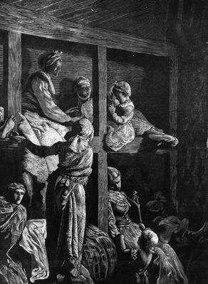 Poor Passengers | U.S. Immigration | 1840's to present | U.S. History