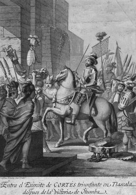 Cortes Triumphant | Famous Explorers