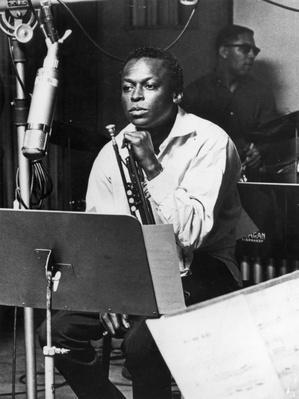Miles Davis In Recording Studio | 20th Century Music Icons