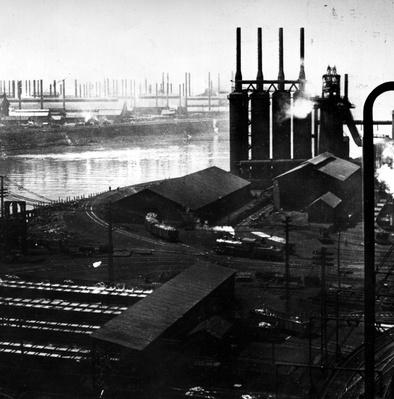 US Steel Works | Industrial Revolution