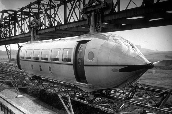 Railplane | Evolution of the Railroad (Engine)