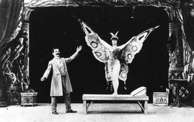 Lady Into Butterfly | The Gilded Age (1870-1910) | U.S. History
