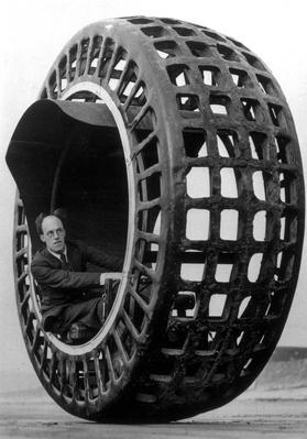 Spherical Car | Evolution of the Automobile