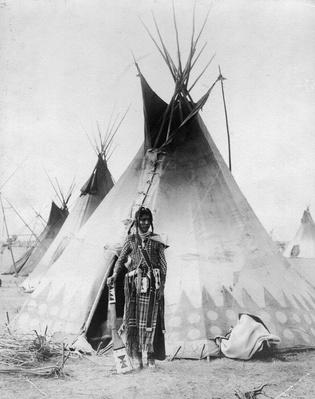 Plains Tribesman | Native American Civilizations | U.S. History