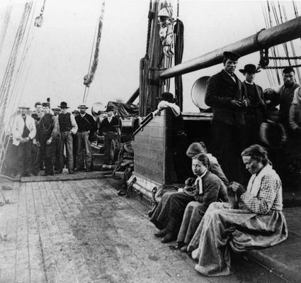 SS Hero | U.S. Immigration | 1840's to present | U.S. History