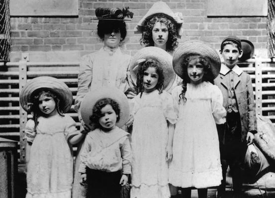 Jewish Immigrants | U.S. Immigration | 1840's to present | U.S. History