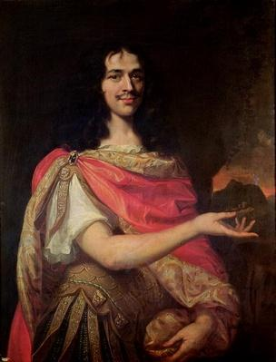 Portrait presumed to be Moliere