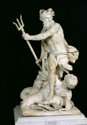 Neptune Calming the Waves, 1757