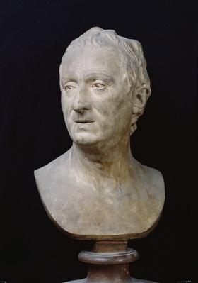 Bust of Denis Diderot, 177
