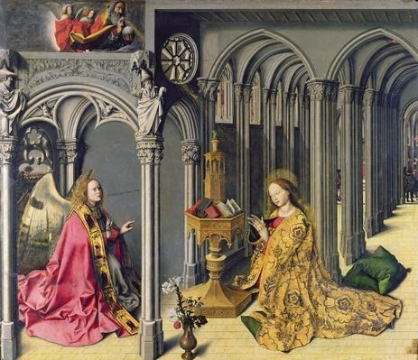 The Annunciation, c.1445