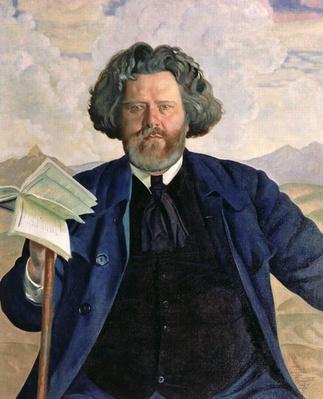 Portrait of Maximilian Voloshin