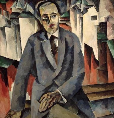Portrait of the Regisseur Alexander J. Tairov