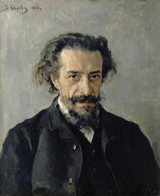 Portrait of Pavel Blaramberg