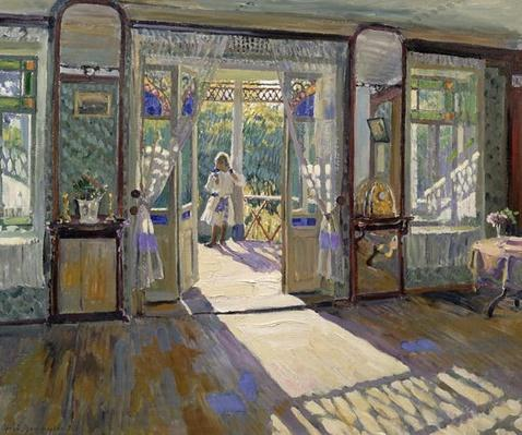 In a House, 1913