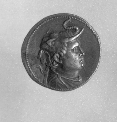 Coin minted by Ptolemy I
