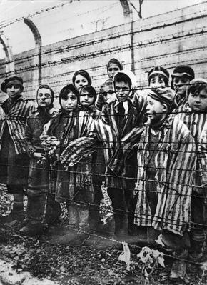 Auschwitz Children | World War II