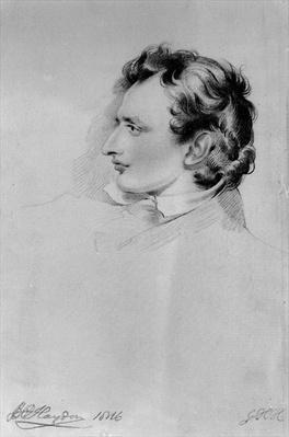 Portrait of Benjamin Robert Haydon