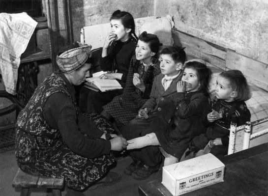 Blockade Misery | The Cold War | The 20th Century Since 1945: Postwar Politics