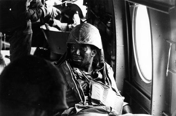 Weeping Marine | Vietnam War