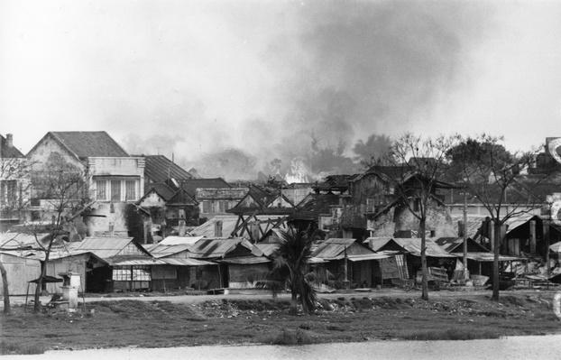 Burning Village | Vietnam War