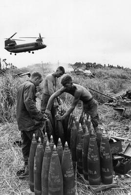 Priming Shells | Vietnam War