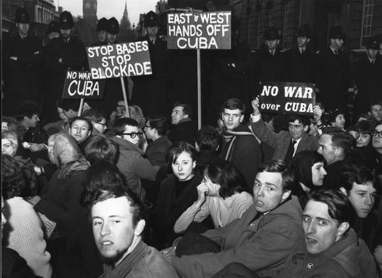 Sit In | The Cold War | The 20th Century Since 1945: Postwar Politics