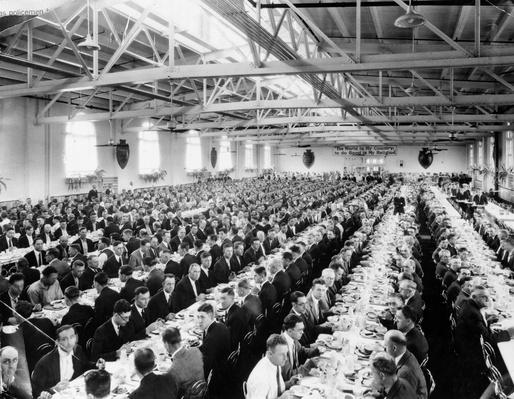 Company Dining Room | History of the Computer