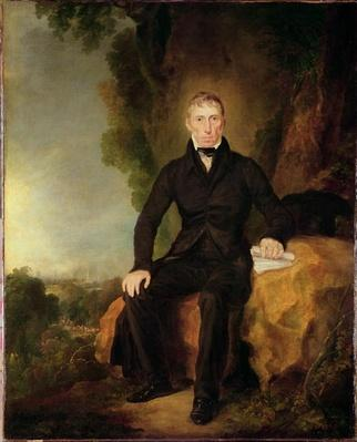Portrait of John Loudon McAdam