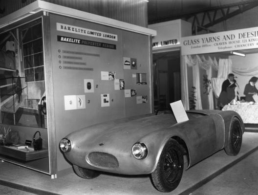 Bakelite Car | Evolution of the Automobile