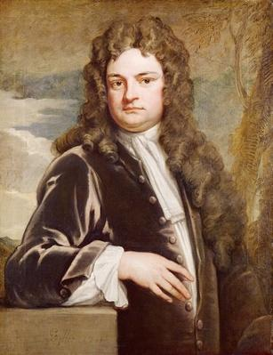 Portrait of Sir Richard Steele