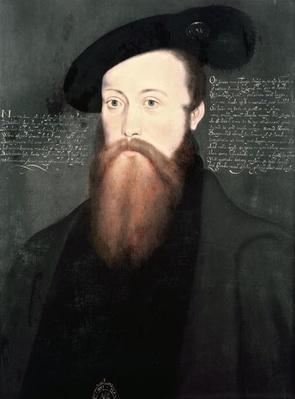 Portrait of Thomas Seymour