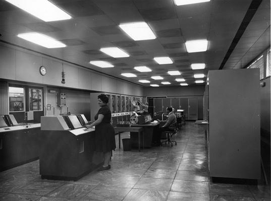 Computer Room | History of the Computer