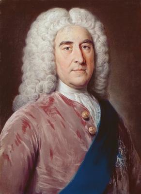 Portrait of Thomas Pelham Holles