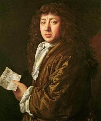 Portrait of Samuel Pepys