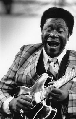 B B King | 20th Century Music Icons