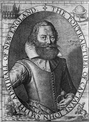 John Smith | Famous Explorers
