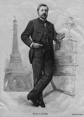 Gustave Eiffel | Famous Architects