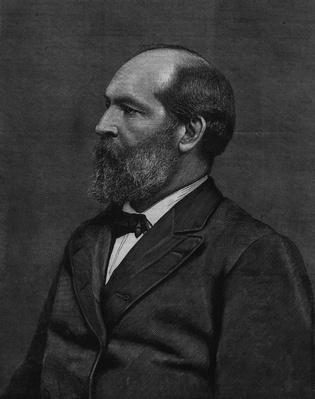 James Garfield | American Presidential Portraits