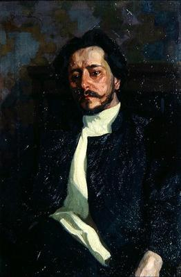 Portrait of Leonid Andreyev